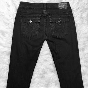 •True Religion• Black Women's Skinny Jeans